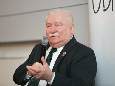 Wałęsa: Proszę policję o dostarczenie Kaczyńskiego na manifestację pod...