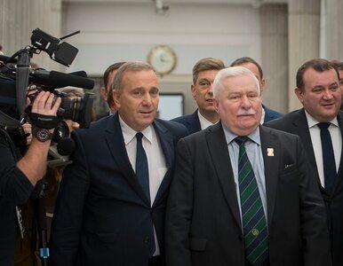 """Schetyna wspólnie z Wałęsą. """"Nie można zakłamywać historii"""""""