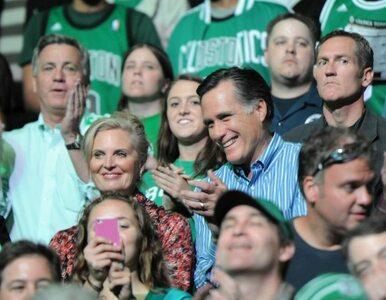 Prawybory w USA: Romney wygrywa, bo nie ma z kim przegrać