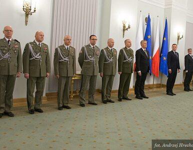Prezydent Duda odznaczył żołnierzy Wojsk Specjalnych