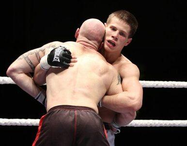 Polak nie powalczy w MMA bo... jest za młody, by wejść do kasyna
