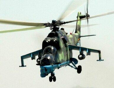 Rosja wysyła Syrii śmigłowce bojowe