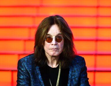Ozzy Osbourne przerwał milczenie. Zmaga się z nieuleczalną chorobą