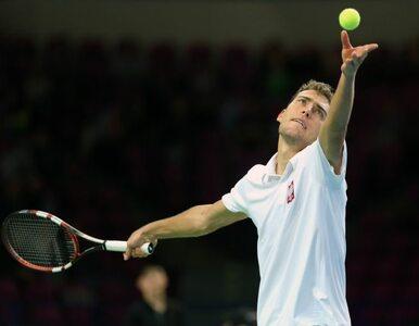 Ranking ATP: Janowicz bez zmian