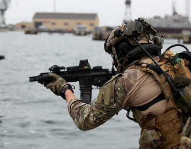 GROM leci do Iraku