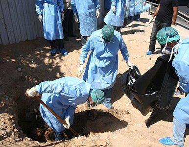 AI: rebelianci popełniali zbrodnie jak reżim Kadafiego