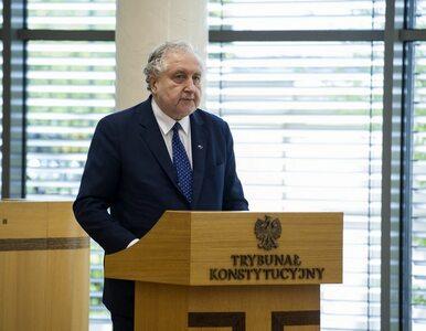Dwa spotkania Rzeplińskiego z wysłannikiem Kaczyńskiego