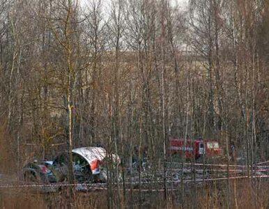 Torba przeleżała we wraku Tu-154... 2,5 roku