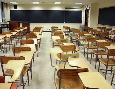 5 tys. nauczycieli czekają zwolnienia? Powodem niż demograficzny