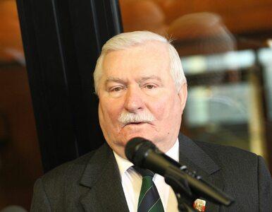 Wałęsa o zapowiedzi Macierewicza: Kierunek jest dobry, ale...