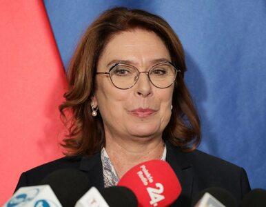 Małgorzata Kidawa-Błońska nie chce być prezydentką?