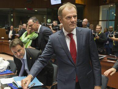 """Tusk gratuluje Morawieckiemu. """"Mam nadzieję, że znajdziemy sposobność..."""