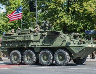 Onet: Polska chce zapłacić blisko 2 mld dolarów za umieszczenie wojsk USA