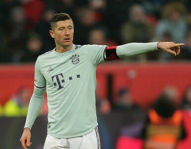 Lewandowski walczy o ćwierćfinał Ligi Mistrzów. Czy Bayern pokona...