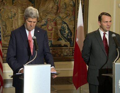 Kerry o podsłuchach: to jest temat, o którym myślimy