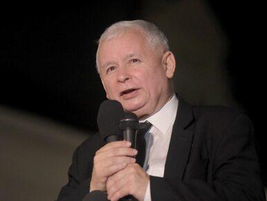 Kaczyński: Nie widzę powodu, by wyrażać zgodę na państwową eliminację...