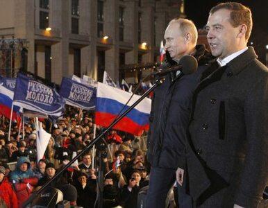 Wielka Brytania: wyniki wyborów w Rosji są rozstrzygające