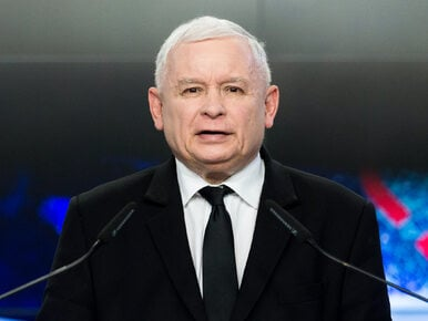 Kaczyński zachęca do głosowania na Koalicję Europejską? Przeróbkę...