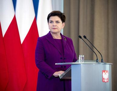 Beata Szydło: Nie mieści mi się w głowie, że cały czas Komisja...
