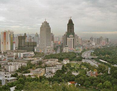 Zniszczone budynki, zabici i ranni. Trzęsienie ziemi na zachodzie Chin