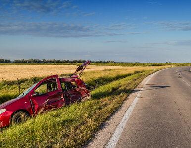Ojciec i córka zginęli w wypadku samochodowym. Jechali na urodziny...