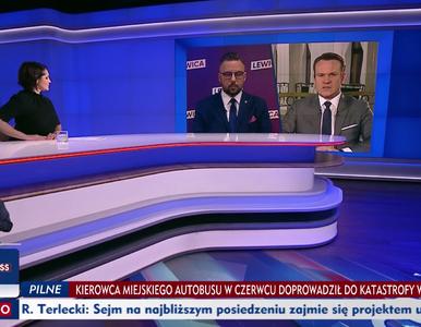 """""""Zdalna"""" awantura w TVP. Tarczyński do posła: Czy pana boli? Komuniści..."""