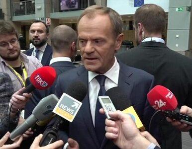 """Tusk krytycznie o polskich negocjacjach ws. unijnego budżetu. """"Nie widzę..."""