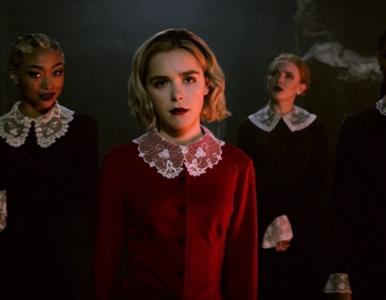 """""""Chilling Adventures of Sabrina"""". Quiz z bohaterów serialu. Nazwij postać"""