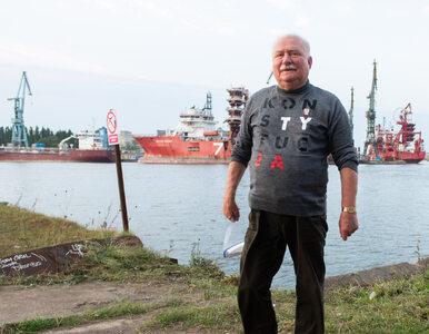 """Wałęsa nie wytrzymał, wyszedł ze spektaklu o """"Solidarności"""". """"Oni..."""