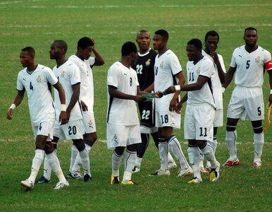 Miliony lecą na mundial. Będzie film o piłkarzach z Ghany