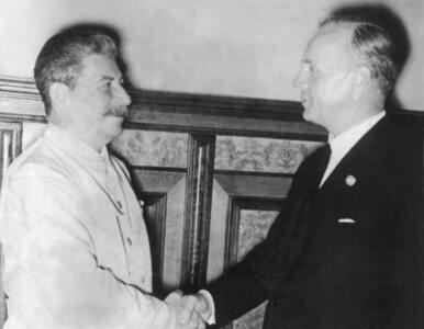 KE przypomina o rocznicy paktu Ribbentrop-Mołotow