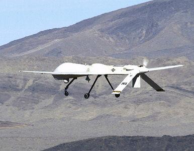 Amerykański dron zabija w Pakistanie