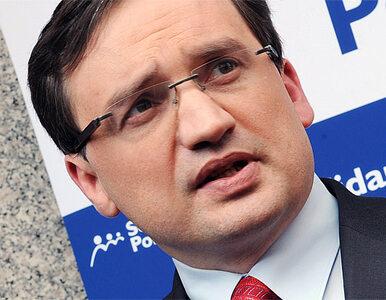 Ziobro: tym mnie załatwili, nigdy bym tego Kaczyńskiemu nie zrobił