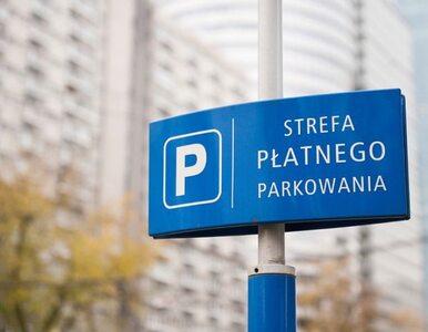 Warszawa. Mandat za parkowanie bez biletu 5 razy droższy