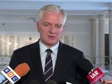 Ziobro chce komisji śledczej, a Gowin poprze wniosek o wotum nieufności