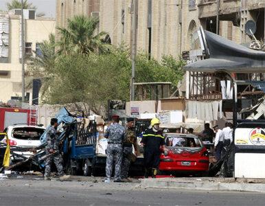 Krwawy czwartek w Iraku - seria zamachów, 30 osób nie żyje