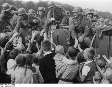 Hitler, defilady i uśmiechnięci cywile. Kampania wrześniowa w oczach...
