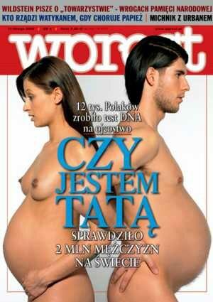 Okładka tygodnika Wprost nr 6/2005 (1158)