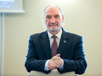 Macierewicz ws. gen. Kraszewskiego: Nie mam wątpliwości, co do trafności...