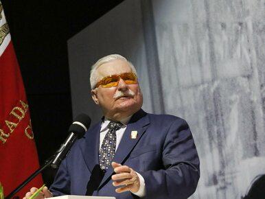 Lech Wałęsa pochwalił się, że ma broń. Interweniuje policja