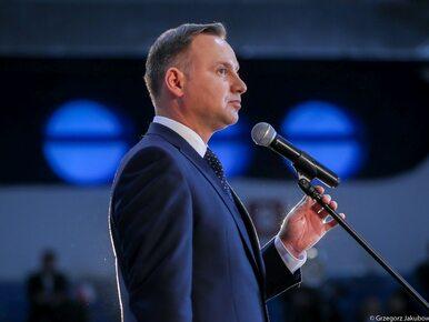 Prezydent Duda: Nauczyciele w Polsce nie zarabiają dobrze