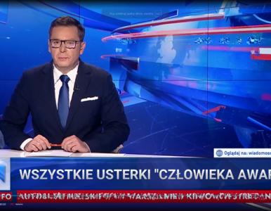 """""""Trzaskowski oddaje Warszawę niemieckim firmom?"""". Paski w TVP po wypadku..."""