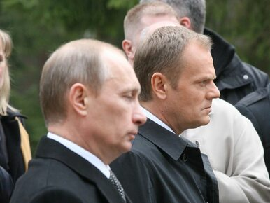 O czym Tusk rozmawiał z Putinem w Smoleńsku i jaką rolę odegrał...