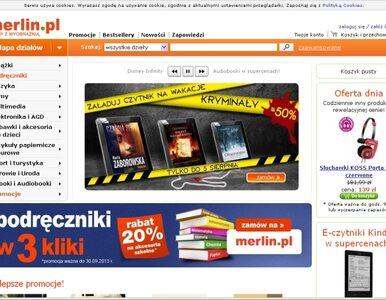 Merlin.pl złożył wniosek o upadłość układową