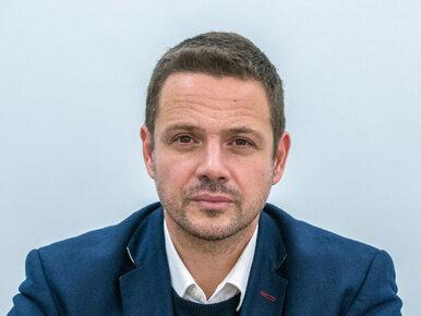 Rafał Trzaskowski kandydatem PO na prezydenta Warszawy