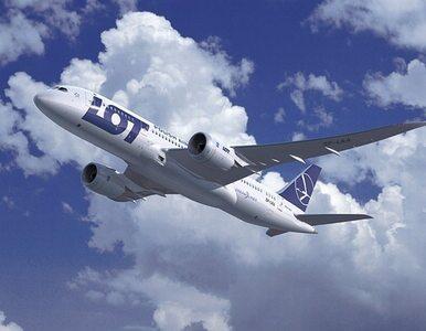 LOT: na pokładzie samolotów będzie można korzystać z telefonów komórkowych