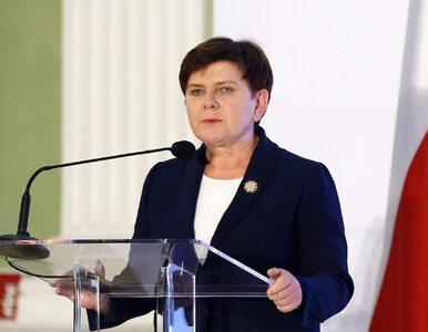 """Beata Szydło zyskała niespodziewanego obrońcę. """"Dajcie jej spokój! Mówię..."""