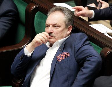 Niecenzuralny gest posła Jakubiaka. Co wyprowadziło go z równowagi?