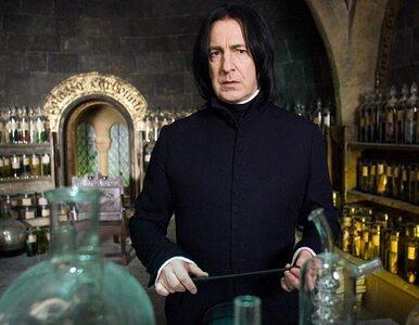 "Obsada ""Harry'ego Pottera"" żegna Alana Rickmana"
