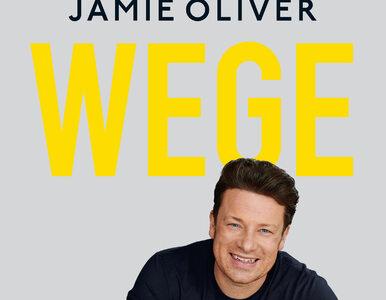 Nowa książka Jamiego Olivera. Tym razem w roli głównej wege przepisy